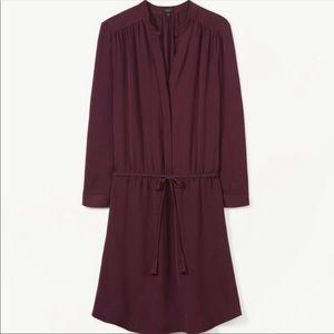 Plum Babaton dress